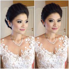 Wedding make up for Tiara