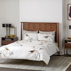 You'll love the Conrad Platform Bed at DwellStudio - With Great Deals on modern products and Free Shipping on most stuff, even the big stuff.