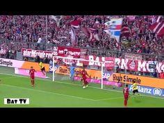 FC Bayern Munich vs Borussia Dortmund 5-1 all goals and highlights 04.10.15 HD - YouTube