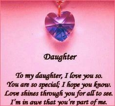 135 Best daughter poems images in 2018 | Daughter, Daughter