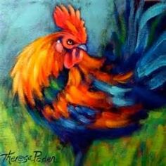 <b>Paint</b> 'N' <b>Sip</b> Wine and Art Party: <b>Rooster</b>