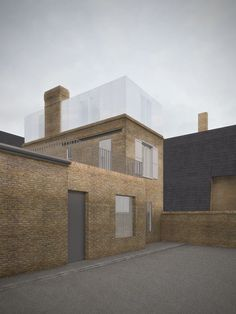 Ivo Carew . The Bakehouse . London (1)