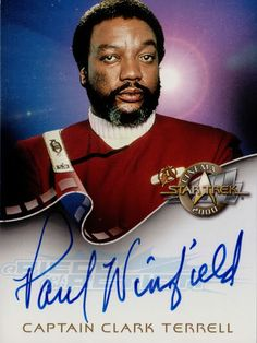 paul winfield voice actor