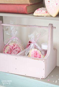 Pink Valentine's coo
