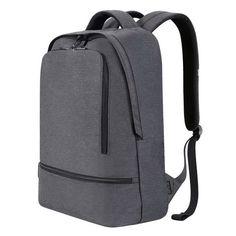 Back to School, REYLEO Backpack Laptop Bag School Rucksack Waterproof Daypack for Men Women, Work, Travel, College - / Grey Sponsored Link. Best Laptop Backpack, Waterproof Laptop Backpack, Backpack Travel Bag, Rucksack Backpack, Laptop Bag, Leather Backpack, Laptop Cases, Day Backpacks, School Backpacks