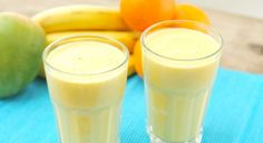 Add Smoothies to Your Diet and Lose Those Pounds – Inspiring Smoothies Mango Smoothies, Juice Smoothie, Smoothie Drinks, Smoothie Bowl, Smoothie Recipes, Pureed Food Recipes, Healthy Recipes, Keto Recipes, Healthy Food