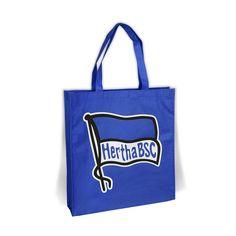 Einkaufstasche blau mini 2,00 € https://www.herthashop.de/stadion/taschen/289/einkaufstasche-blau-mini