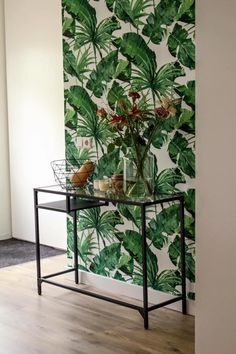 Tropisch Behang / Tropical Wallpaper collection Designed for Living - BN…