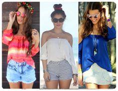 blusinha ciganinha moda verao