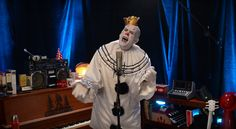 If America's Got Talent was your first introduction to Puddles Pity Party, you need to listen up to these other songs by Atlanta's favorite singing sad clown.