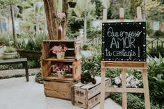 Weddings exceptional reference 6435847142 - one inspiring take on wedding arrangements to organize a charming day. Elope Wedding, Rustic Wedding, Our Wedding, Pallet Wedding, Wedding Ideas, Wedding Guest List, Wedding Guest Book, Boho Wedding Decorations, Wedding Centerpieces