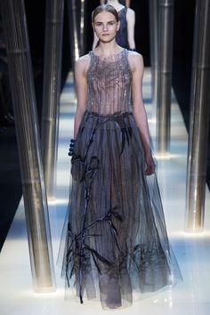Giorgio Armani Prive // Spring 2015 Couture