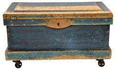European Carpenter's Trunk