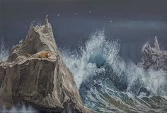 Surreal Paintings by Joel Rea