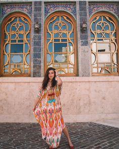 Kaftan MISS JUNE Paris by @eleonathe explorer Kaftan, Lily Pulitzer, June, Paris, Dresses, Fashion, Vestidos, Moda, Montmartre Paris