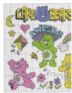 Care Bears Sketchbook 2/6