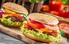 Hamburgery - przepis na domowe amerykańskie hamburgery wg Gessler