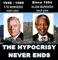 Main Folder: Communist Mandela, White genocide, and the Marxist founded ANC — Four Sub Folders: Always count your blessings…. before you ask for more ANC a jewish front – Mandela … News South Africa, African Men, African Culture, Politics, Afrikaans, Nelson Mandela, Communism, Blessings, Humor