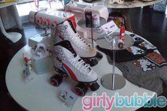 Roller skates! @____@