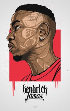 THE TRUTH WILL SET YOU FREE — bokkaboom: Kendrick Lamar illustration by: ...