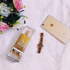 "12 curtidas, 1 comentários - LiceBelaBlog (@licebelablog) no Instagram: ""💞✨ #fototumblr #flatlay #perfumebom #perfumemillionaireparis #dupedoperfumeonemilion"""