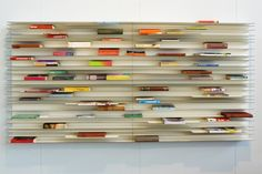 modular bookcase by studio parade | WE ARE NOW AT THEINISNOW.TUMBLR.COM  Way Cool!
