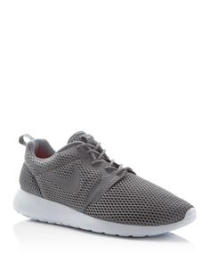 Nike Roshe One Hyperfuse Lace Up Sneakers Free Running Shoes, Nike Free Shoes, Nike Shoes Outlet, Running Fashion, Running Style, Nike Factory Outlet, Sock Shoes, Flat Shoes, Nike Roshe Run