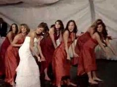 All Together Now: Choreographed Wedding Dances That Make Us Smile