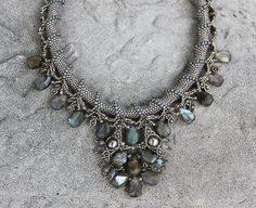 Items similar to RESERVED Nightingale Necklace on Etsy