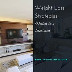 Weight Loss Strategies that are proven by research to work: Watch Less TV. The average American watches TV for 28 hours per week. Do you know how many hours the average successful weight loss maintainer watches? Click to find out. Tips for reducing your TV time yet still enjoy favorite shows.