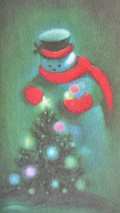 The ghost of Christmas past. Christmas Scenes, Christmas Past, Christmas Music, Blue Christmas, Retro Christmas, Christmas Pictures, Christmas Crafts, Xmas, Father Christmas
