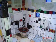 Curious Places: Hundertwasser Public Toilets (Kawakawa/ New Zealand)