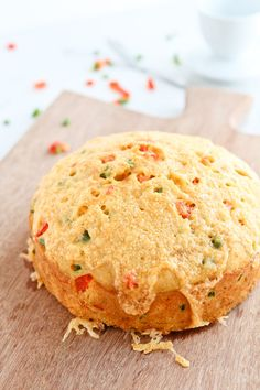 Pressure Cooker Jalapeño Cheddar Cornbread made moist, healthier, and delicious with the help of the magical Instant Pot.