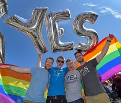 Yes Vote in Ireland on Same-Sex Marriage