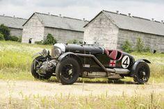 """1931 """"Blower"""" Bentley Le Mans"""