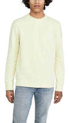 Take Spring for a Pastel Sweatshirt Crew Neck Sweatshirt, Pullover, Men's Sweatshirts, The Fashionisto, Wardrobe Staples, Pastel, Chic, Spring, Sweaters