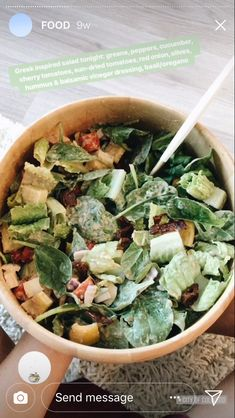 Healthy Meal Prep, Healthy Snacks, Healthy Eating, Think Food, Food For Thought, Vegetarian Recipes, Cooking Recipes, Healthy Recipes, Good Food