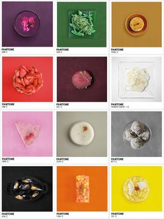 Pantone Colour Inspiration :)