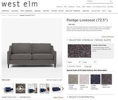 11 Best Couches Images On Pinterest Canapes Couches And Sofa
