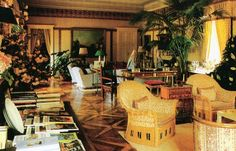 RENZO'S ROOMSCAPES - Mark D. Sikes: Chic People, Glamorous Places, Stylish Things
