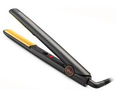 BEST SELLER: GHD Classic 1 Styler FOR STRAIGHTENING, CURLS AND WAVES ★sale $235 reg $250★ The unique ghd ceramic styling iron heats up to its maximum temperature in seconds; locks in  moisture, natural oils, &  hair color for total hair protection; and creates the straightest, sleekest locks as well as fantastic curls, twists, and flicks.#hairflatiron #Flatironinghair #curlhairflatiron #wavyhairflatiron #flatironcurls #flatironwaves