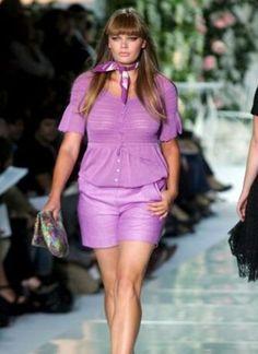 Moda de verano para Gorditas: Elena Miró - Entre Calzones