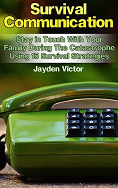 Survival Books, Homesteading, Communication, Prepping, Ebooks, Outdoors, Strong, Touch, Money