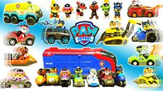 PAW PATROL MISSION PAW TOYS STOLEN! PAW Patrol Mission Paw Transformer Toys to the Rescue!