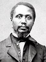 On April 29, 1845 Robert Morris (pictured) and Macon Allen opened the nation's first African American law practice in Boston. Morris spent the rest of his career in Boston, working against the Fugitive Slave Act and school segregation. Allen later practiced law in Charleston SC after the Civil War and in Washington DC after Reconstruction. #TodayInBlackHistory