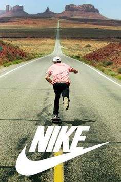 Love this. NIKE.