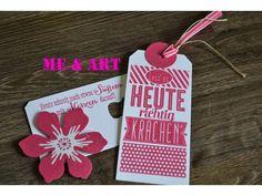 Me & Art: Etikettkunst