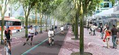 West 8 Urban Design & Landscape Architecture / projects / Queens Quay Boulevard