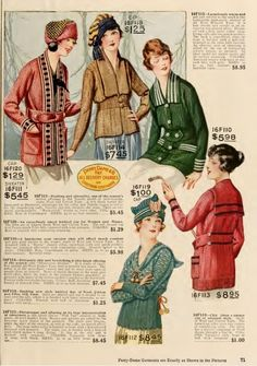 Sweaters and hats from Perry, Dame & Co., New York Styles Catalog, Fall & Winter Vintage Outfits, Vintage Inspired Dresses, Vintage Clothing, Vintage Dresses, Women's Clothing, Knit Fashion, Retro Fashion, Vintage Fashion, Women's Fashion