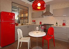 1000 images about cuisines on pinterest cuisine for Deco americaine annee 50